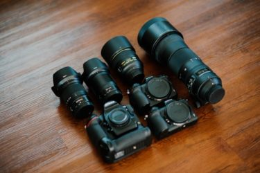 ストックフォト等に使っているカメラ機材紹介